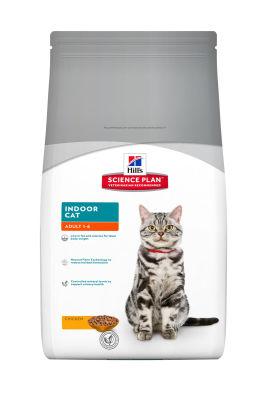 Hills - Hills Adult İndoor Ev Kedileri için Yetişkin Kedi Maması 1,5 Kg