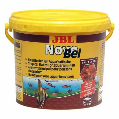 JBL - Jbl Novo Bel Temel Pul Yem 250 Gr - ORJİNAL KOVADAN