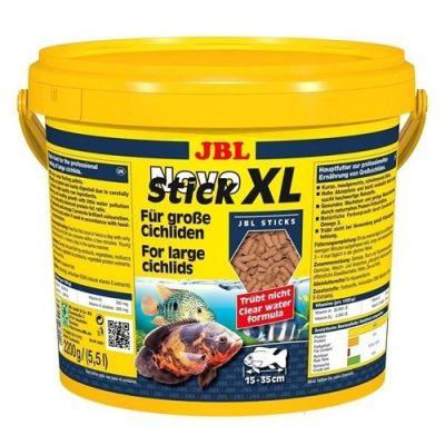 JBL - JBL Novo Stick XL Cichlid Balık Yemi 1000 Gr - ORJİNAL KOVADAN