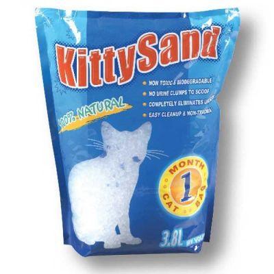 Kitty Sand - Kitty Sand Kristal Kedi Kumu 3.8 LT