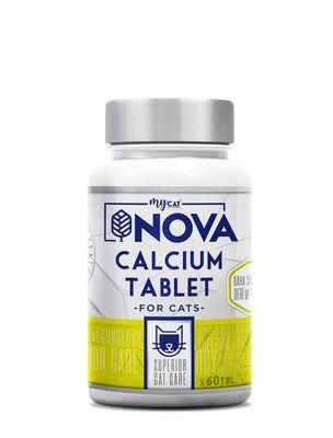 Mycat - My Cat Nova Kediler Için Calsium Tablet