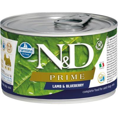 N&D - N&D Balkabaklı Kuzu Etli Yavru Köpek Konservesi 140 gr