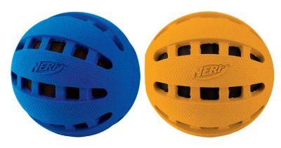 Nerf - Nerf Sert Plastik Kaplamalı Sesli Top 10,2 Cm