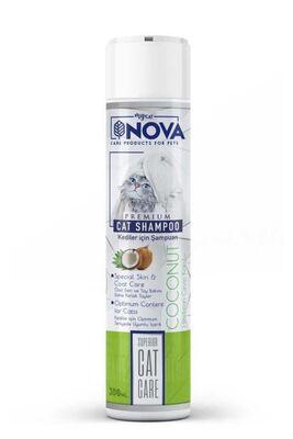 Mycat - Nova Mycat Hindistan Cevizi Özlü Kedi Şampuan 300 Ml