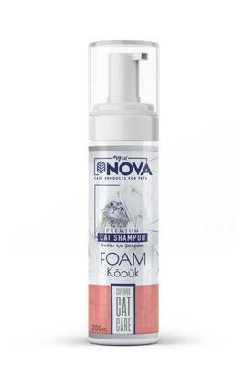 Mycat - Nova Mycat Kediler Için Köpük Şampuan