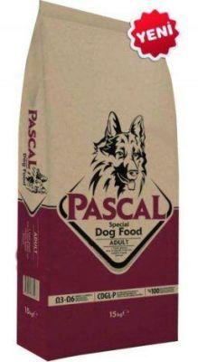 Pascal - Pascal Yetişkin Köpek Maması 15 KG