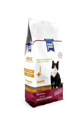 PawPaw - Paw Paw Gurme Yetişkin Kedi Maması 1.5 kg