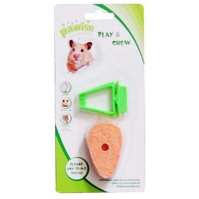 Pawise - Pawise Hamster Yalama Taşı 6 Cm