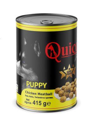 Quico - Quico Chicken Meatball Yavru Köpek 415 gr