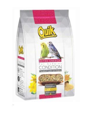 Quik - Quik Kızıştırıcı Muhabbet Kuşu Yemi 150 gr