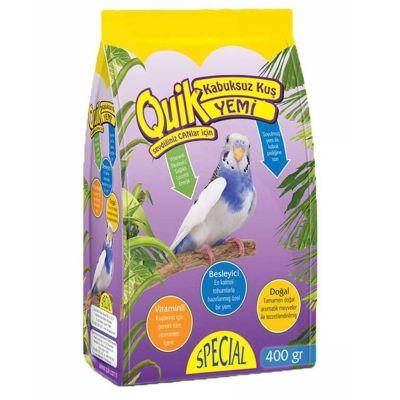 Diğer - Quik Special Kabuksuz Kuş Yemi 400 Gr