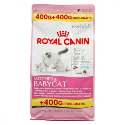 Royal Canin - Royal Canin BabyCat 34 Yavru Kuru Kedi Maması 400 + 400 Gr