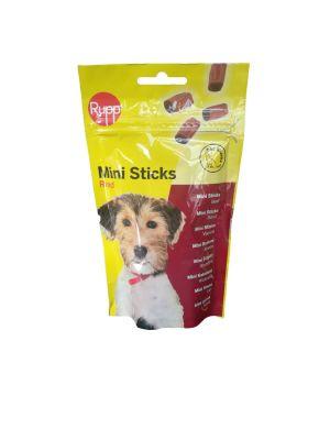 Diğer - Rupp Mini Sticks Küçük Biftek Çubukları Köpek Ödülü 60 Gr