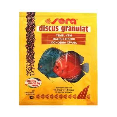 Sera - Sera Discus Granulat Balık Yemi 12 Gr