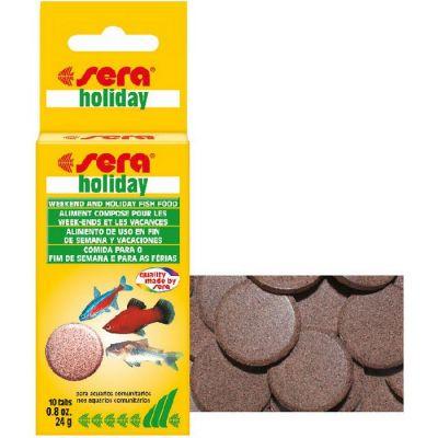Sera - Sera Holiday Balık Tatil Yemi 2 Tablet