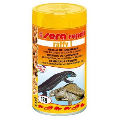 Sera - Sera Raffy I (Gammarus) Kaplumbağa ve Sürüngen Yemi 100 ml