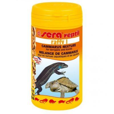 Sera - Sera Raffy I (Gammarus) Kaplumbağa Yemi 1000 Ml
