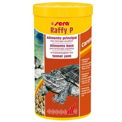 Sera - Sera Raffy P (Stick) Kaplumbağa Yemi 1000 Ml