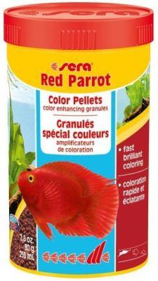 Sera - Sera Red Parrot Balik Yem' 250 Ml