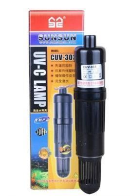 Sunsun - Sunsun CUV-303 3w Uv Sterilizer