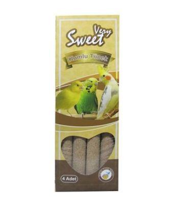 Diğer - Sweet Kumlu Tünek 19 Cm 4 Lü
