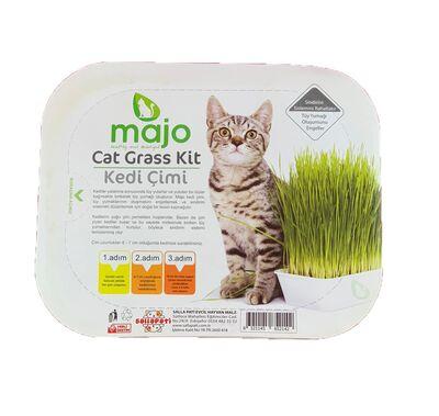 Diğer - Majo Naturel Kedi Çimi