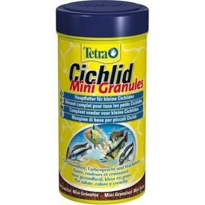 Tetra - Tetra Cichlid Mini Granules 250 ML