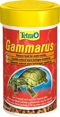 Tetra - Tetra Fauna Gammarus Kaplumbağa Yemi 1000 Ml