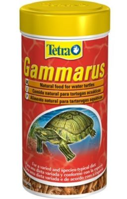 Tetra - Tetra Fauna Gammarus Kaplumbağa Yemi 250 ml