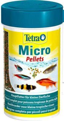 Tetra - Tetra Micro Pellets Balık Yemi 100 ml