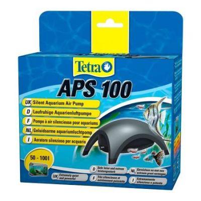Tetra - Tetra Tec APS 100 Siyah Hava Motoru