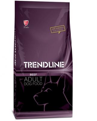 Trendline - Trendline Biftekli Yetişkin Kuru Köpek Maması 15 kg