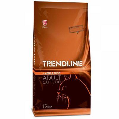 Trendline - Trendline Kuzu Etli Kedi Maması 15 kg