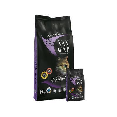 Vancat - VanCat Kısırlaştırılmış Kedi Maması 15 KG