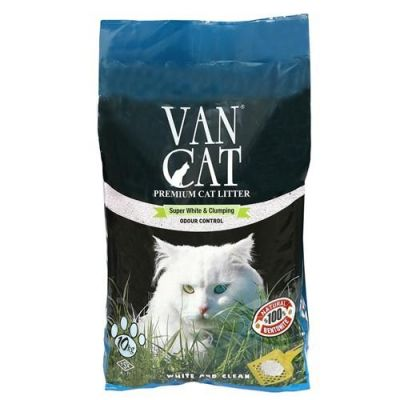 Vancat - Vancat Quardo Kokulu Kalın Taneli Kedi Kumu 10 Kg